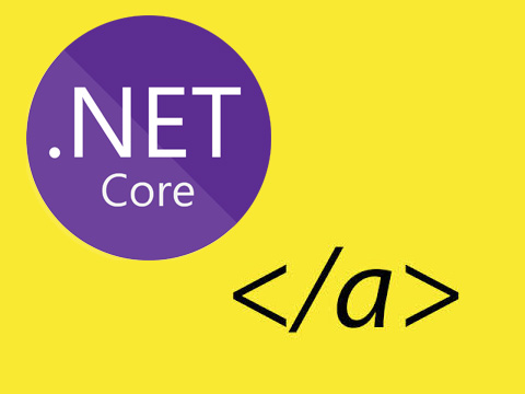 make link in netcore